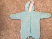 Baby Thick Hooded Romper size 0-6 months Milton, L9T 2R1