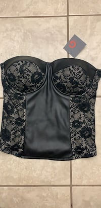 New with Tags - Sexy bustier corset top