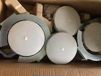 Ceiling speakers  Toronto, M2R 3A4