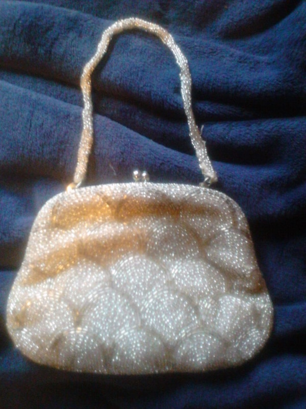 26df52c70450 Used beeded hand purse for sale in Puyallup - letgo