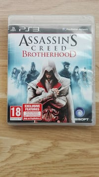 Assassin's Creed Brotherhood till ps3/Playstation  Södertälje, 151 64