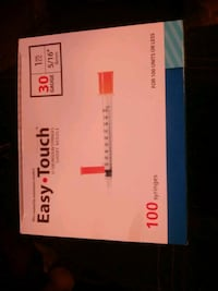 Easy touch insulin syringes Grand Rapids, 49504