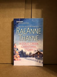 A Cold Creek Christmas Story book by Rae Anne Thayne Raleigh, 27606