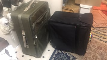 Two Jumbo Suit cases 30/20""