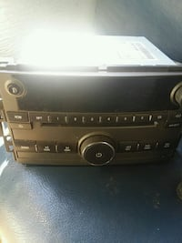 HHR Chevy factory stereo CD player
