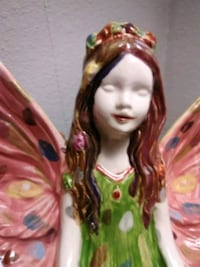 Hand Painted Fairy Melbourne, 32904