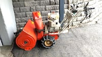 Classic Ariel's snowblower.  Built like a tank, still runs and comes with spare auger. Spencer, 01562