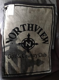 BN golf towel Port Coquitlam