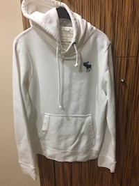 Abercrombie Fitch muscle hoodie