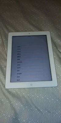 white iPad with black case Germantown, 20876
