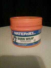 Burn wrap Bakersfield, 93308