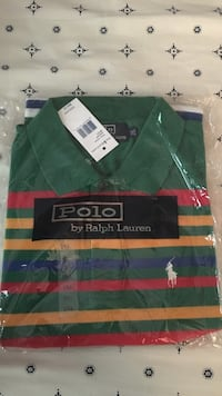 Polo Shirt 2xl- new Troy, 12180