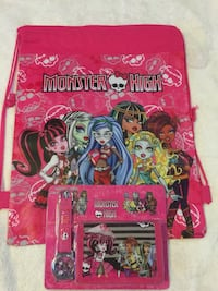 Monster High Kids Gift Set
