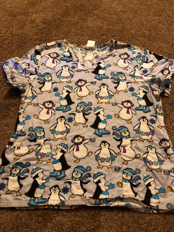 2bcf496590d Used Scrub Tops for sale in Streamwood - letgo