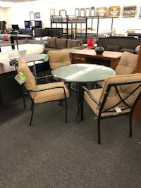 For Hills 5-Piece Dining Set, Tan - $179 Houston, 77092