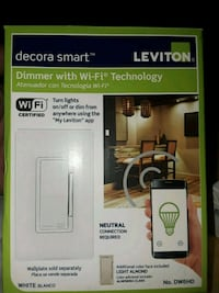 Decora smart Dimmer with Wi-Fi technology Houston, 77023
