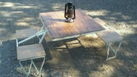Collapsible camping table Salem, 97306