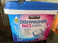 Kirkland dishwasher  New Westminster, V3M 0C1