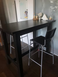 Ikea Table and Chair Set  Toronto, M5A 2W5