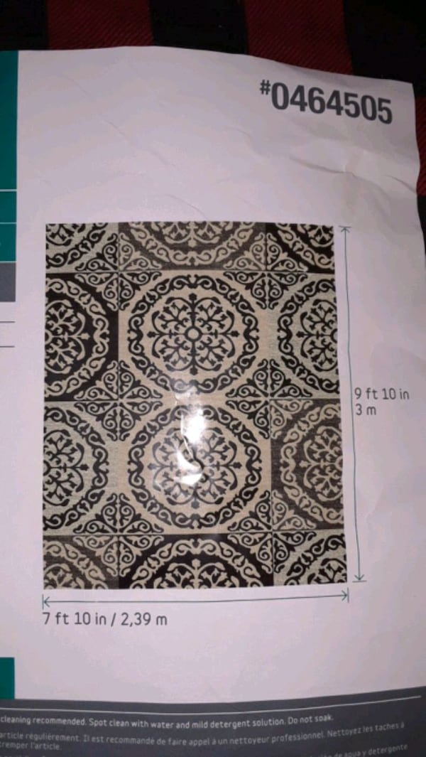 Used Brand New Modern 8 X10 Area Rug