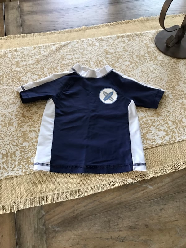 Size 18 Month Swim Shirt 0