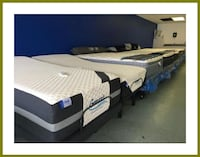 Quality New Full Mattress & Box Spring - Warranty - In the Plastic Manassas