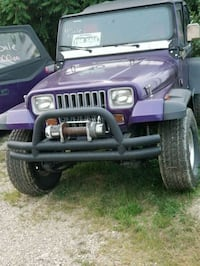 Jeep - Wrangler - 1988 Painesville, 44077