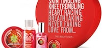 FREE CATALOGUE The Body Shop Leicester