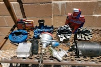 Ford 400 6.6L Distributor parts