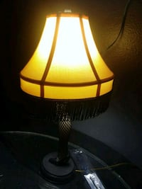 black and red table lamp Las Vegas, 89110