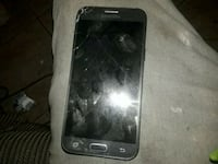 black Samsung Galaxy android smartphone West Sacramento, 95691