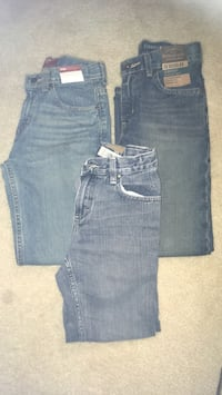 Boys 10 jeans Savannah, 13146