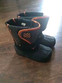 Size 1 winter boots