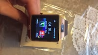 brown smart watch with box Burlington, L7P 4R2