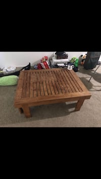Wooden Coffee Table Tustin, 92780