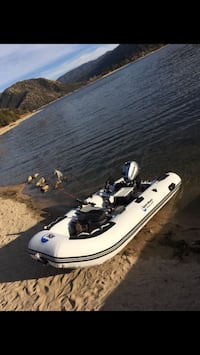 Inflatable sports boat Yucaipa, 92399