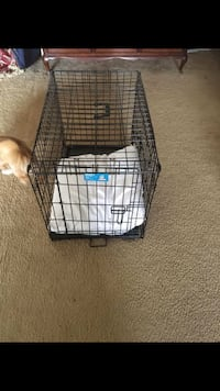 Small/medium dog crate