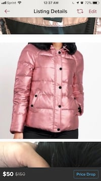 Victoria's Secret puffer jacket Sarasota, 34237