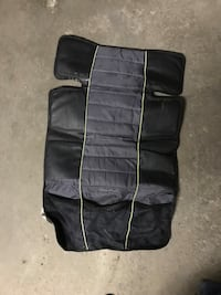 Seat cover for under baby Car Seat - Eddie Bauer