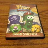Veggie Tales the Pirates
