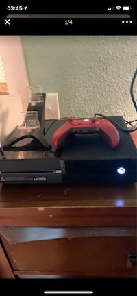 Xbox One (3 Controllers & Rechargable Packs, Headset and Kinect)