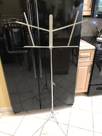 Chrome Music Stand Fort Myers, 33912