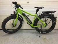 Battery charger for fat Ebike Edmonton, T6C 3P5