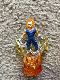 Collectible Dragon Ball Z mini Action figures Lovettsville, 20180