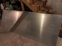 (4)3x8 ft stainless steel sheets  Wilmington, 01887