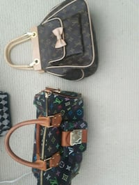 LOUIS VUITTON black multicolor speedy 30  Surrey, V3T 0A8
