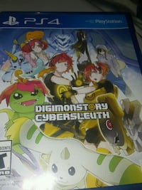 Digimon ps4 Pittsburg, 75686
