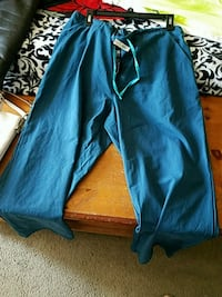 blue and white Nike track pants North Hills, 91343