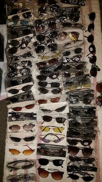 Sunglasses lot for  $ 120 Woodbridge, 22191
