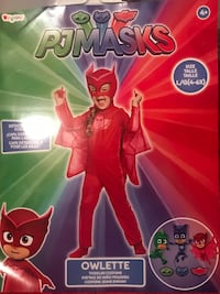 PJ Masks Owlette costume  Whitchurch-Stouffville, L4A 0Y2